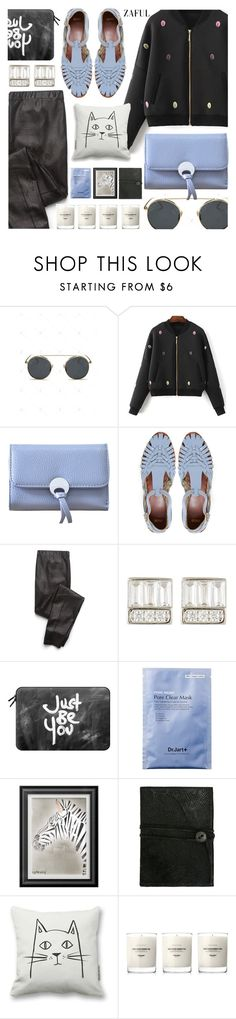 """Zaful"" by jiabao-krohn ❤ liked on Polyvore featuring ASOS, Splendid, Nordstrom Rack, Casetify, Kollabs Paris, The Last conspiracy, Baxter of California and zaful"