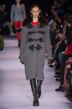 Норковые баски и жемчужные шубы в гардеробе леди Макбет Джозефа Альтузарры   Журнал Harper's Bazaar