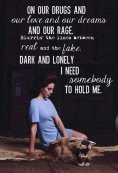 Lana Del Rey ~ National Anthem
