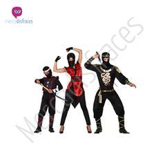 Disfraces Grupos Ninjas En mercadisfraces tu tienda de disfraces online, aquí podrás comprar tus disfraces para Carnaval o cualquier fiesta temática. Para mas info contacta con nosotros http://mercadisfraces.es/disfraces-para-grupos/?p=7
