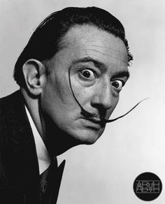 Salvador Domingo Felipe Jacinto Dali i Domenech, Marquis of Dalí Púbol, known only as Salvador Dalí, was an important Catalan painter, known for his surrealist work Banksy, Gif Animé, Animated Gif, Gif Art, Salvador Dali Quotes, Salvador Dali Tattoo, Mona Lisa, Les Gifs, Animation