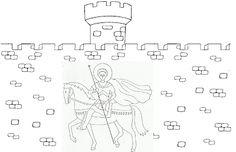 ...Το Νηπιαγωγείο μ' αρέσει πιο πολύ.: O Άγιος Δημήτρης και η Θεσσαλονίκη γιορτάζουν