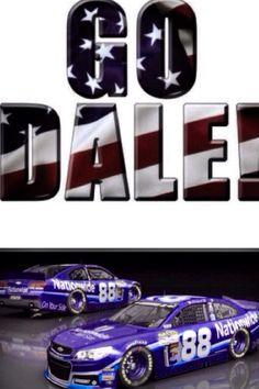 Dale Jr's 2015 paint scheme.