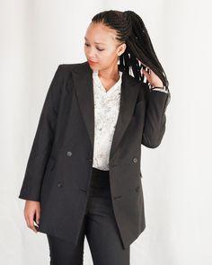 IMG_5793 Blazer, Clothing, Jackets, Women, Fashion, Outfits, Down Jackets, Moda, Fashion Styles