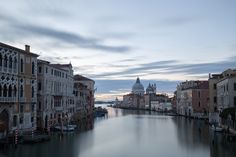 Matin sur le Grand Canal | Fraaamed | Limited Edition Photos