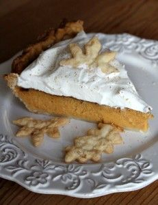 Classic Pumpkin Pie Recipe | Recipe Girl