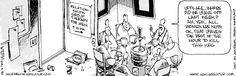 Non Sequitur Comic Strip, March 30, 2001 on GoComics.com