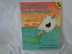 vintage 1990 Montigue On the High Seas book y John Himmelman by TheVintageKeepers on Etsy