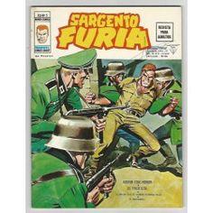 Vértice. Volumen 2. Sargento Furia. 05.