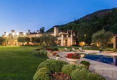 $37.9 Million Stunning Mansion in Beverly Hills California