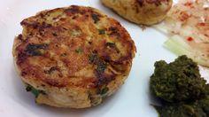 Fish Shaami Kebabs