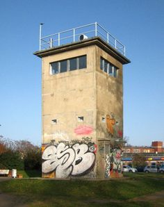 Where to See the Remaining Watchtowers in Berlin
