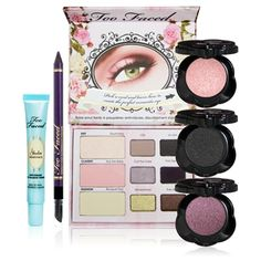 too faced.. romantic collection. 'i do' is particularly flattering.