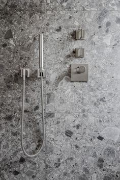 Dornbracht Mem shower tap - PENTHOUSE V in Turnhout Belgium by Contekst