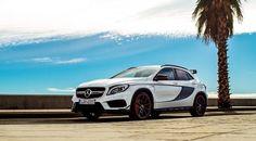 Guest Feature: Highsnobiety x Mercedes-AMG A 45 4MATIC. - Mercedes-Benz