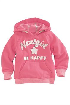 Girls Clothing Online - 3 months to 6 years - Next Hooded Sweater