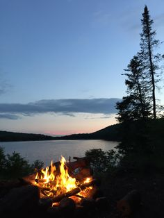 "thejackstraw: ""evening in the adk """