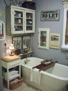 Bathroom - style and design