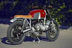 """Cafe Racer Dreams #17: BMW R 100RT """"Ruby Ring"""""""