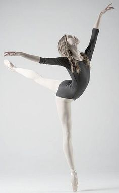 Now that I do ballet workouts when I see these pictures all I think is oooouch. Ballet hurts. I am so out of muscle shape.