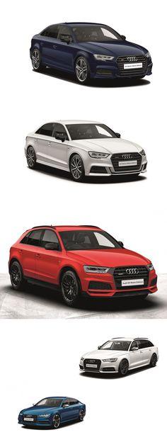 Audi goes Black across the range For more detail:http://www.audienginesandgearboxes.co.uk/audi-goes-black-across-range/