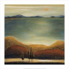 Tierra Sol Print by Ursula Salemink-Roos