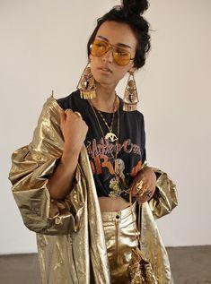 Bold Fashion, Urban Fashion, Fashion Beauty, Autumn Fashion, Fashion Looks, Womens Fashion, Cool Outfits, Fashion Outfits, Mode Style