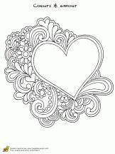 coeur mandala et amour