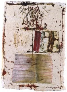 """Hannelore Baron, """"Untitled (C83 160)"""", 1983, mixed media collage, 10 1 ..."""