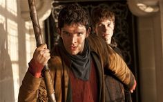 Merlin, BBC One, review  Matthew Macauley reviews the final episode of BBC One's fifth, and final series of Merlin.