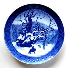 2020 Royal Copenhagen RC Christmas Plate  New in Box  Cathedral of Copenhagen