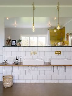"""Anna Truelsen interior stylist: Bathroom """"THE SUIT"""" -reportage in Comfortable home Bad Inspiration, Bathroom Inspiration, Interior Inspiration, Sweet Home, Bathroom Renos, Bathroom Ideas, Interior Stylist, Beautiful Bathrooms, Bathroom Interior Design"""