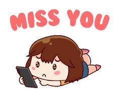 Rocky and Poppy Cartoon Gifs, Cute Cartoon Wallpapers, Girl Cartoon, Cute Cartoon Pictures, Cute Love Cartoons, Good Morning Smiley, Goodnight Cute, Sad Girl Art, Animated Emoticons