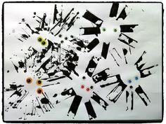 araignée en rouleau de papier toilette, bricolage halloween, activité enfant