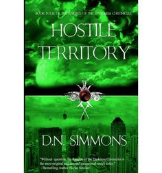Hostile Territory is the fourth novel in the riveting, highly-addictive, sexually charged Knights of the Darkness Chronicles. In this installment, be prepared for the ultimate supernatural adventure! It's no holds barred in this tale and there's going to be hell to pay! A single orchestrated attack initiates a hunt unlike Darian and his friends have ever encountered. You really don't want to miss ...
