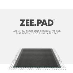 Zee.Pad - The best pee pad, that doesn't look like a pee pad. . Built with a top layer of Japanese Bamboo to eliminate odors and camouflage… Japanese Bamboo, Camouflage, Layers, Dog, Building, Instagram, Layering, Diy Dog, Military Camouflage
