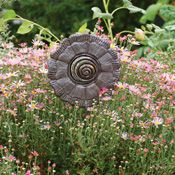 Flower Garden Art Stake