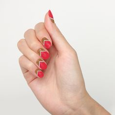Joy to the World Holiday Nails Wraps http://tattify.com/product/joy-to-the-world-nails-wraps/
