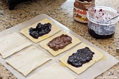 Homemade Pop Tarts…on the Panini Grill