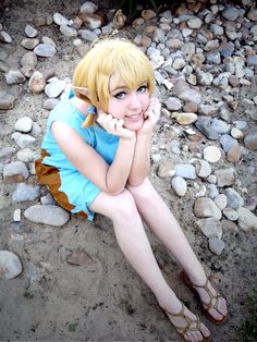 Legend of Zelda Wind Waker Aryll Cosplay