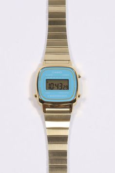 Casio Blue Face Watch €53.00