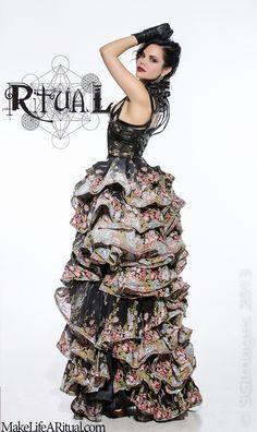 RITUAL FASHION on JILLIAN ANN  http://www.MakeLifeARitual.com