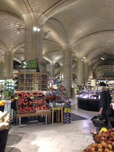 Food Emporium. Under the 59th street bridge NYC (I want to shop here every day)