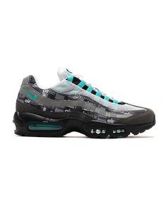 79d682795e 18 Best nike air max 95 black images | Athletic shoe, Athletic wear ...