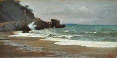 Capone Gaetano (Maiori, SA 1845 -1924) Marina di Amalfi