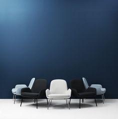 Design com formas orgânicas e otimismo. Coleção de móveis oferece acolhimento