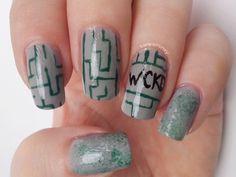 Tanya Minxy Nails: The Maze Runner Nails