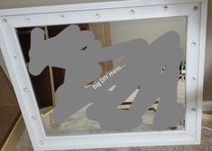 New Bedroom Mirror Diy Lights Ideas