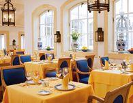 Seaside Hotels  Grand Hotel Residencia   Luxury Restaurant