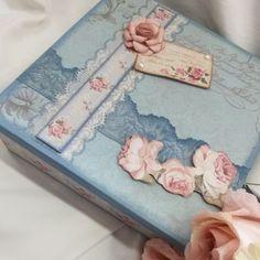 CAIXA MULTIUSO  #artesanato #caixa #mdf #presentenatal #lembrança
